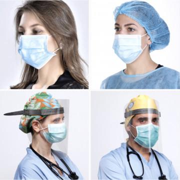 Máscara Não Medica 3 Camadas